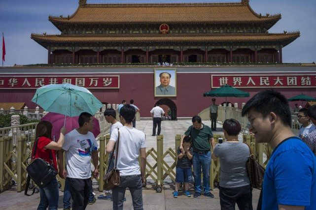 Pékin avait annoncé fin octobre que tous les... (AFP, Fred Dufour)