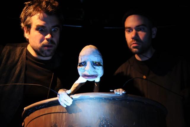La saison du Théâtre insolite débute dès samedi... (Photo: Archives, Cinthia Chouinard)