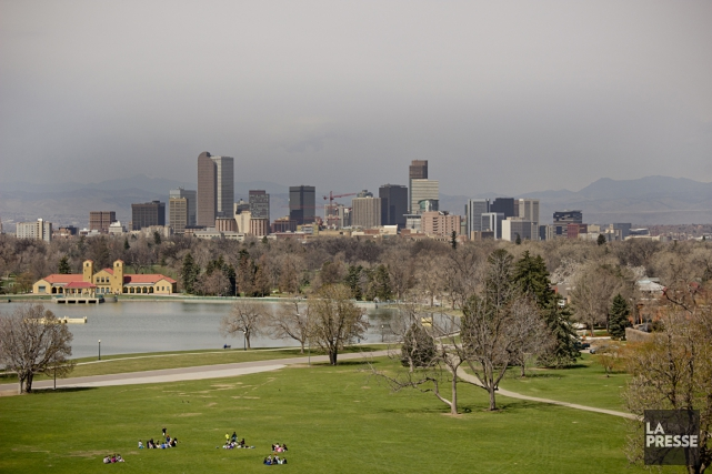 Pour se familiariser avec le Colorado, Denver est... (PHOTO DAVID BOILY, archives LA PRESSE)