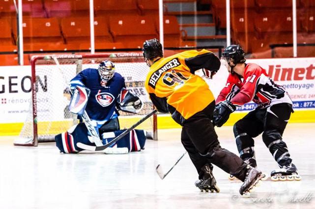 La Coupe Roller Québec (CRQ) démarre sur les chapeaux de roue ce vendredi à... (Photo fournie)