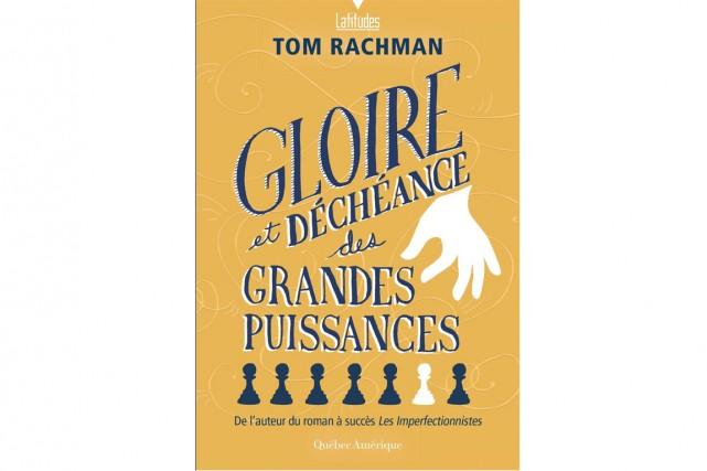 Tom Rachman avait séduit bien des lecteurs avecLes...