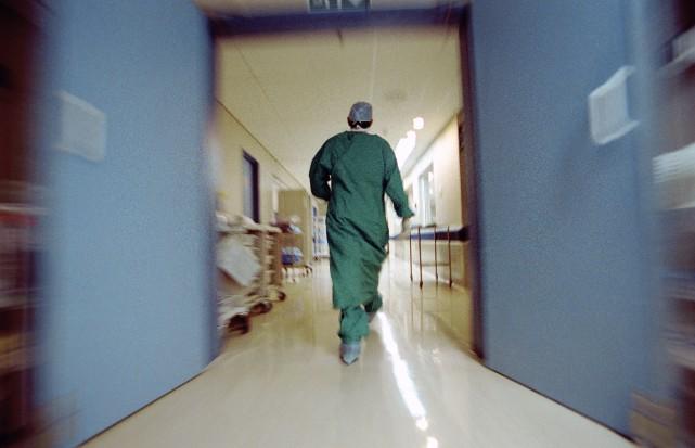 Le système de santé canadien, comme sa variante québécoise, a été conçu au... (Photo Thinkstock)