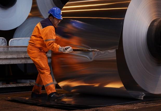 «Le prix de l'aluminium, qui se transigeait à... (PHOTO PATRICK HERTZOG, ARCHIVES AGENCE FRANCE-PRESSE)