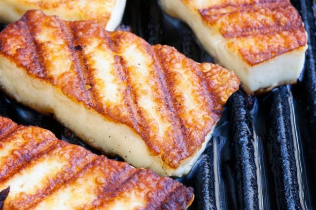 Le halloumi est originaire de Chypre, mais les... (Photo Thinkstock)