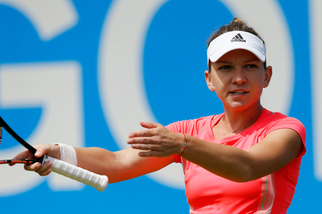 Simona Halep... (Photo Andrew Boyers, Reuters)