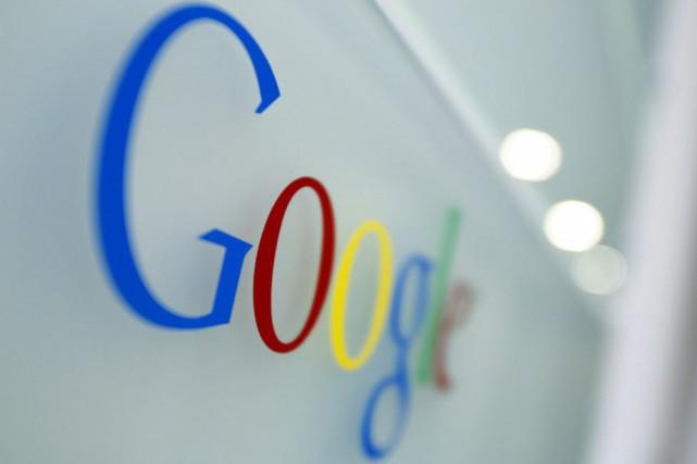 Google a décidé de retirer des résultats de... (Photo Virginia Mayo, archives AP)