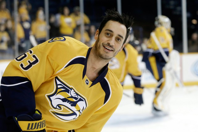 Mike Ribeiro... (PHOTO MARK HUMPHREYS, ARCHIVES AP)
