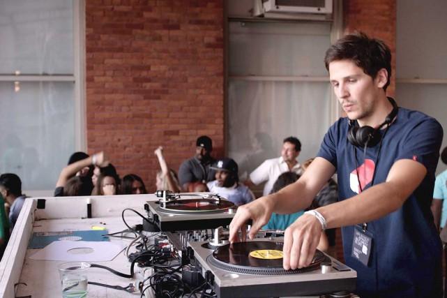 À travers le destin d'un DJ, Eden tente... (Photo fournie par EyeSteel Films)