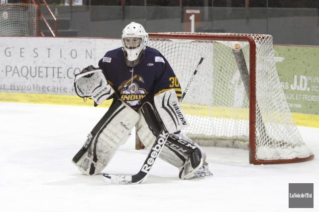 Se disant «un peu tanné du hockey» et... (photo Julie Catudal, archives La Voix de l'Est)