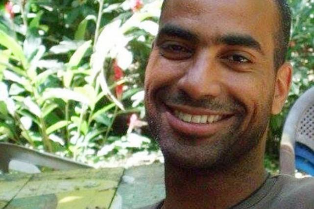 Alain Magloire est mort sous les tirs policiers... (PHOTO TIRÉE DE FACEBOOK)