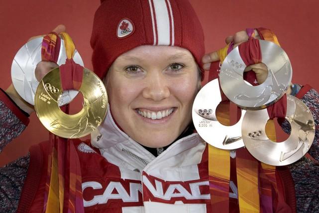 CindyKlassen est la seule Canadienne à avoir gagné... (PHOTO PAUL CHIASSON, ARCHIVES PC)
