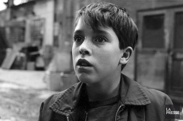 Léolo, un film de Jean-Claude Lauzon avec Maxime... (Photo Roger Dufresne, Archives La Presse)