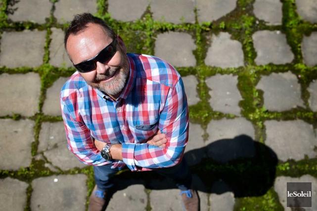 Jean-Michel Anctil : «Je sers de liant à... (Le Soleil, Yan Doublet)