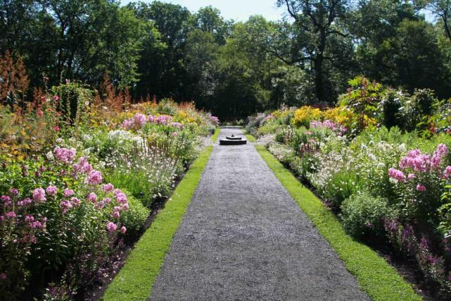Le Domaine Joly-de Lotbinière offre toujours de belles... (Photo www.jardinierparesseux.com)
