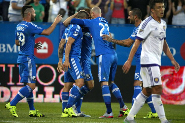 L'Impact (5-5-2) se retrouve maintenant dans le portrait... (Photo Jean-Yves Ahern-USA TODAY)