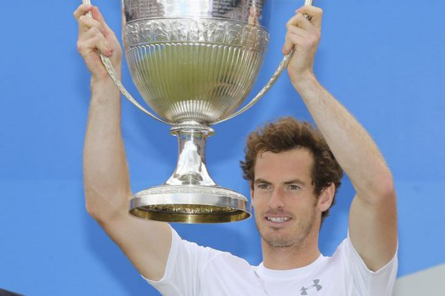 Andy Murray reconquista el torneo de Queen's
