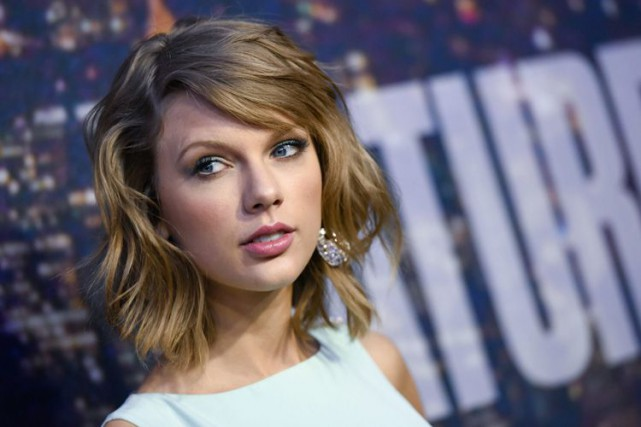 Taylor Swift... (Photo: archives AP)