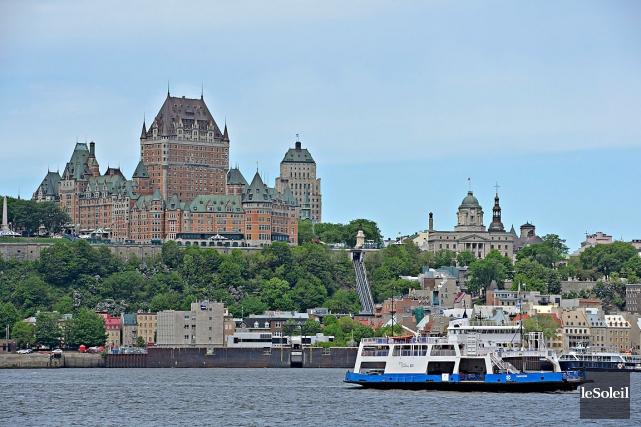 Québec, fier joyau de l'Amérique et berceau de... (PHOTO PASCAL RATTHE, ARCHIVES LE SOLEIL)