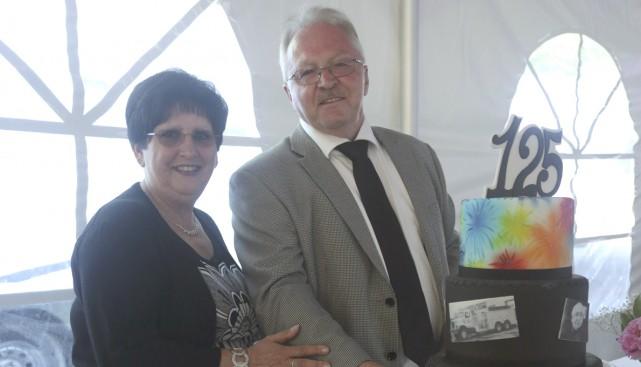 Le maire Marcel Gaudreault s'est dit fier d'être... (Photo Catherine Trudeau)