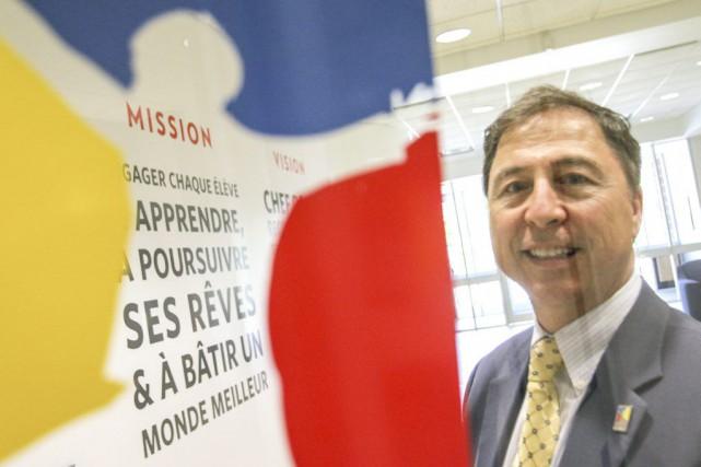 Bernard Roy, directeur de l'éducation au Conseil des...