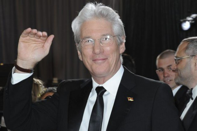 Richard Gere... (PHOTO ARCHIVES AFP)