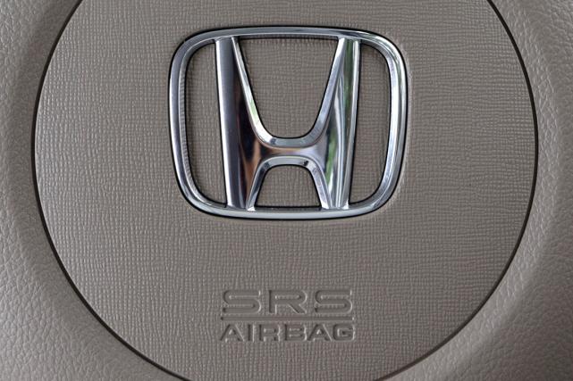 Le constructeur d'automobiles japonais Honda a confirmé lundi à Tokyo qu'un... (Photo Yoshikazu Tsuno, AFP)