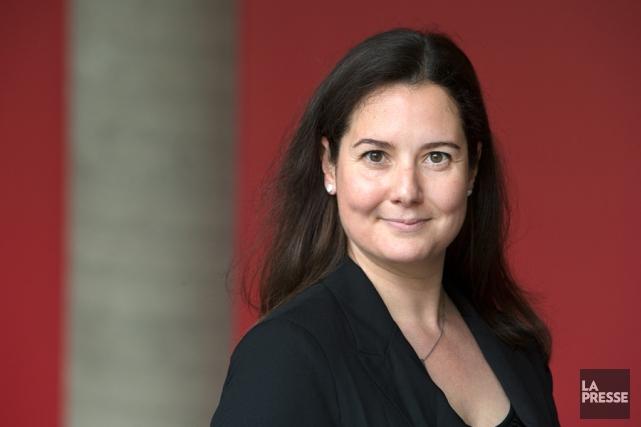 Claudine Bonneau est professeure au département de management... (PHOTO ROBERT SKINNER, LA PRESSE)