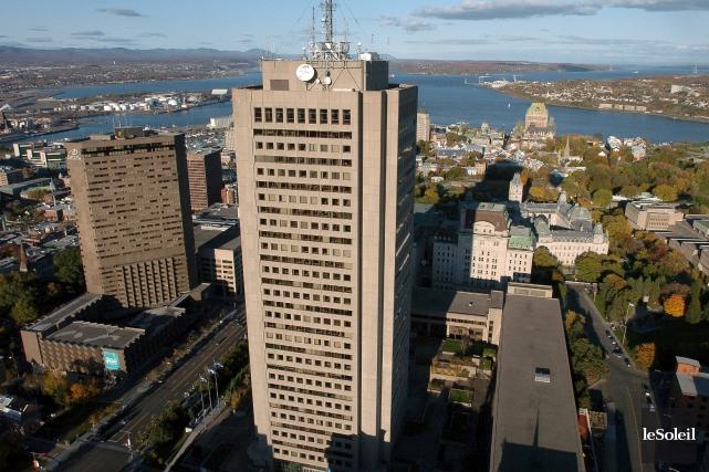 Étant basée à Québec, pourquoi Mme Beaulieu réside-t-elle... (Photothèque Le Soleil, Jean-Marie Villeneuve)