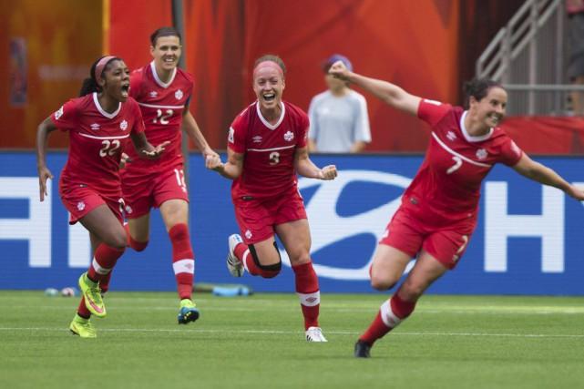 Le Canada connaîtra son prochain adversaire aujourd'hui, alors... (La Presse Canadienne)