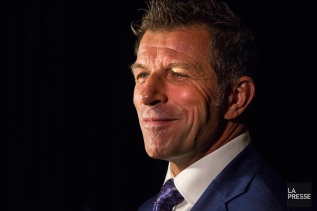 Le directeur général du Canadien, Marc Bergevin, aura... (Photo Chris Young, PC)