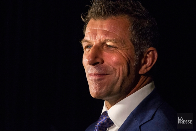 Marc Bergevin... (Photo Chris Young, PC)