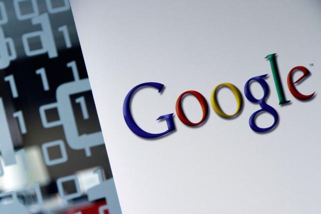 Google a lancé lundi un laboratoire en ligne pour aider les journalistes à... (PHOTO VIRGINIA MAYO, ARCHIVES AP)