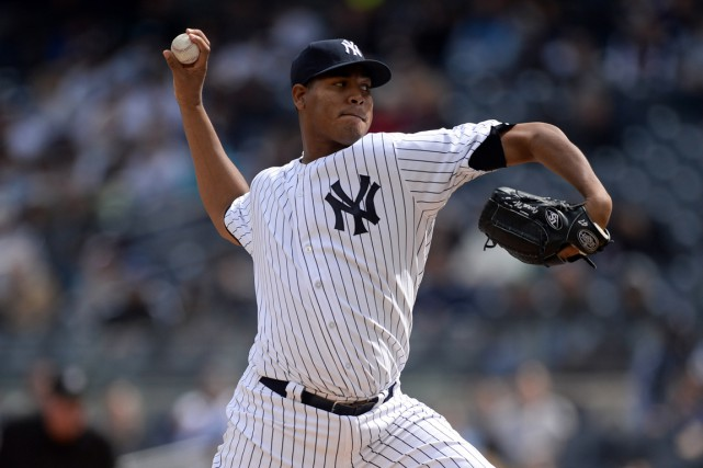 Ivan Nova a subi l'opération Tommy John, il y... (Photo Joe Camporeale, archives USA TODAY Sports)