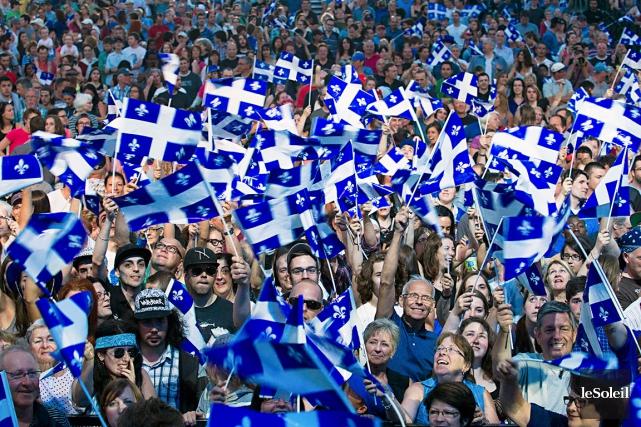 Le désir des députés du Parti québécois de pouvoir enregistrer des capsules... (Photothèque Le Soleil, Caroline Grégoire)