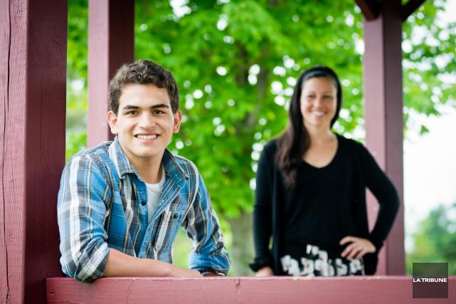 Finissant de l'école duPhare, Jhon Carvajal n'aurait pas... (Imacom, Jessica Garneau)