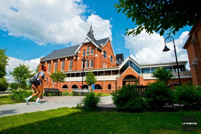 L'Université Bishop's a adopté un budget déficitaire de 4,5 M$ pour l'année... (Imacom, Jessica Garneau)