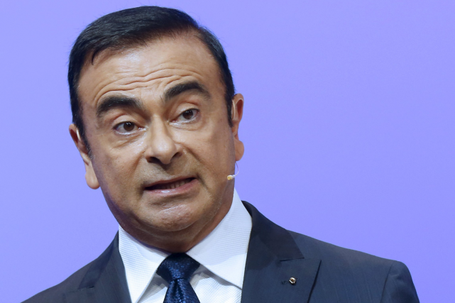 Carlos Ghosn dirige Nissan depuis 1999.... (Photo Jacky Naegelen, archives Reuters)