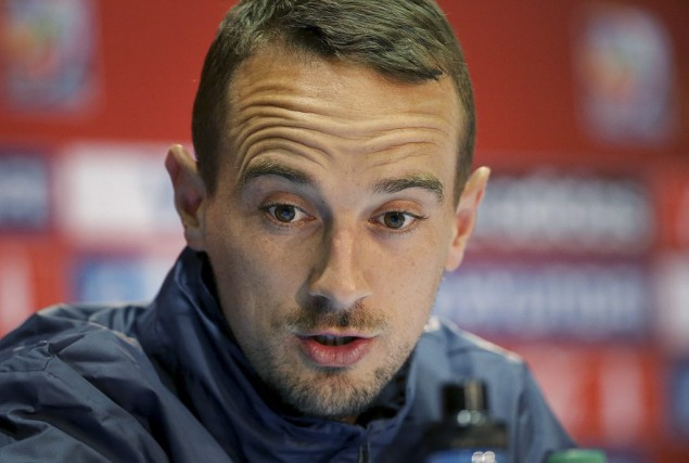 Mark Sampson.... (USA TODAY Sports)