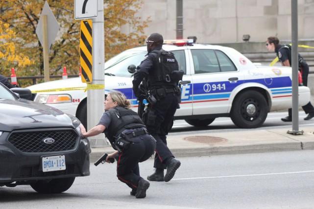 Le Service de police d'Ottawa a avoué que... (Étienne Ranger, Archives LeDroit)