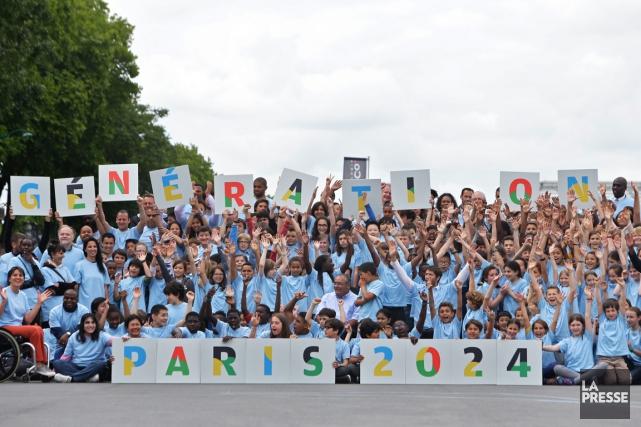 Paris déposera officiellement sa candidature pour tenir les Jeux olympiques... (Photo Thibault Camus, AP)