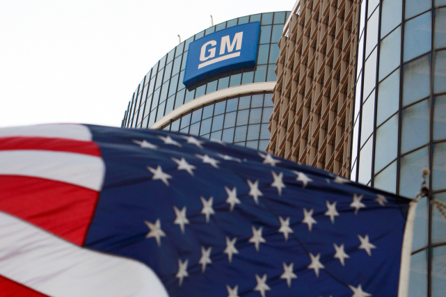 General Motors avait rappelé 2,6 millions de véhicules... (Photo Jeff Kowalsky, Reuters)