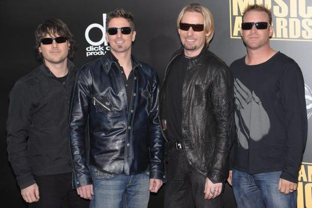 Le groupe albertain Nickelback... (Archives AP)