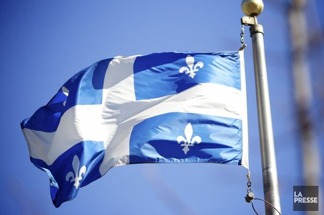 À l'occasion de la Fête nationale du Québec,... (Photothèque La Presse)