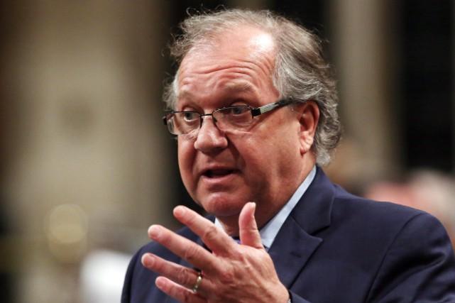 Le ministre des Affaires autochtones du Canada, Bernard... (Photo Fred Chartrand, La Presse Canadienne)