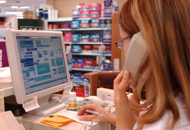 «Un pharmacien n'est pas un commerçant comme les... (Photo Bernard Brault, Archives La Presse)