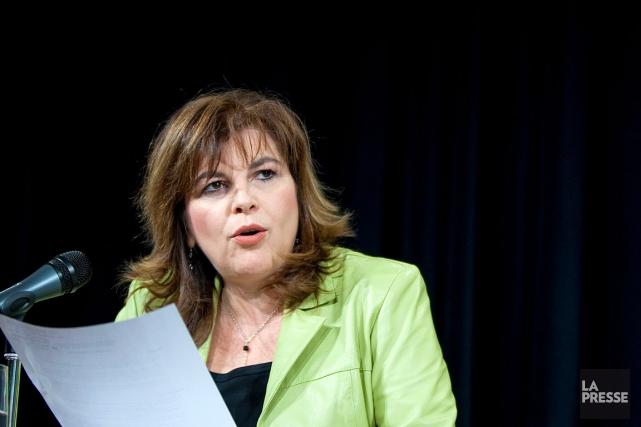Diane Lemieux est à la tête de la Commission... (PHOTO ALAIN ROBERGE, ARCHIVES LA PRESSE)