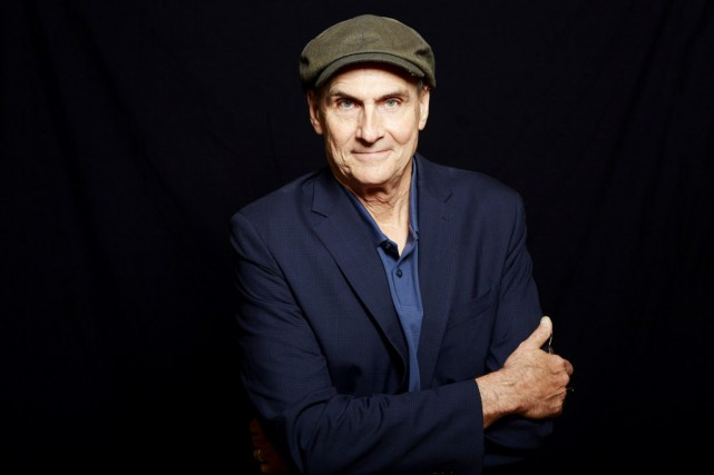 James Taylor... (PHOTO ARCHIVES AP)