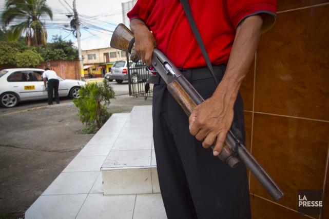 Au Honduras, les cas de meurtres de femmes... (PHOTO ARCHIVES LA PRESSE)
