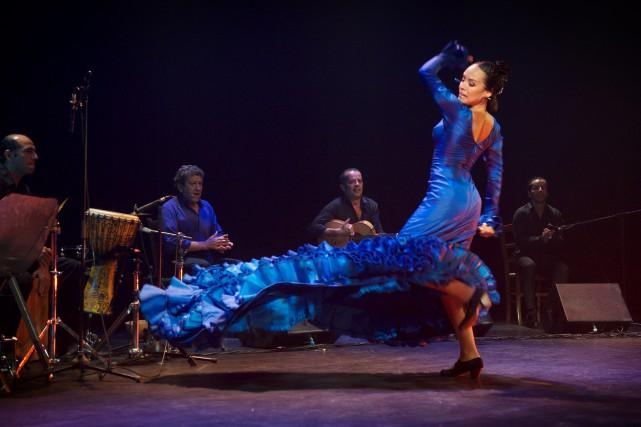 Le spectacleLo Esencial de Flamenco Vivo propose un... (Photo fournie par Spectra)