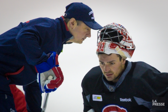 Carey Price applique un précepte de base de... (Photo André Pichette, archives La Presse)